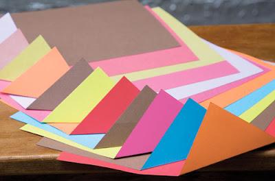 Các loại giấy dùng trong in offset