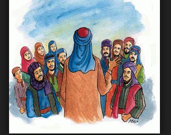 ilusi gambar para nabi dan rosul