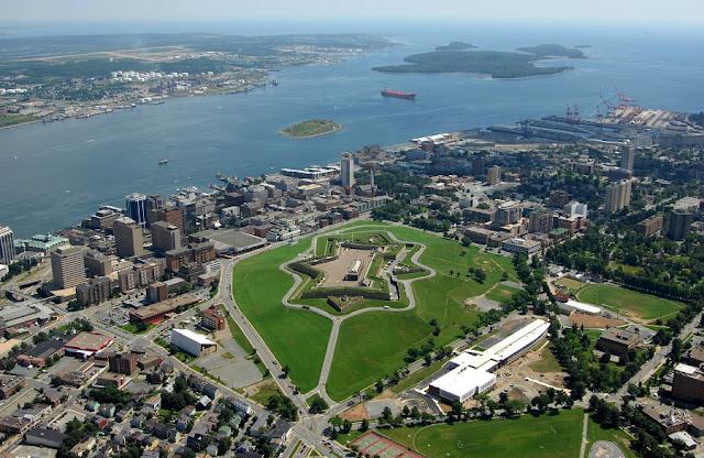 Cidadela em Halifax