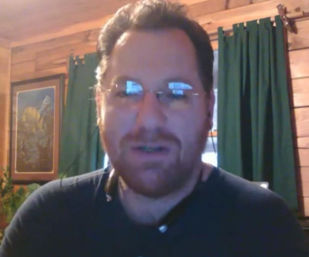Brian Rathbone fantasy Author