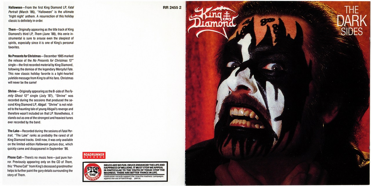 Cries from the Quiet World: King Diamond \
