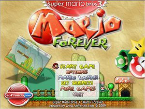 Download Mario Forever