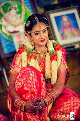 Professional Bridal Makeup Artist In Chennai Long Lasting Makeup For A Bride