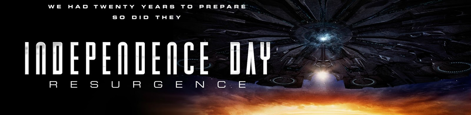 Independence Day: Resurgence (2016) Banner
