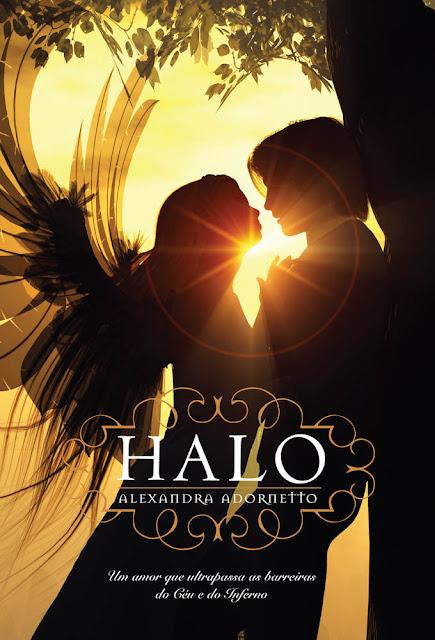 Halo Um amor que ultrapassa as barreiras do Céu e do Inferno, Edição 2 Alexandra Adornetto
