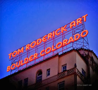 Tom Roderick Art Boulder Colorado