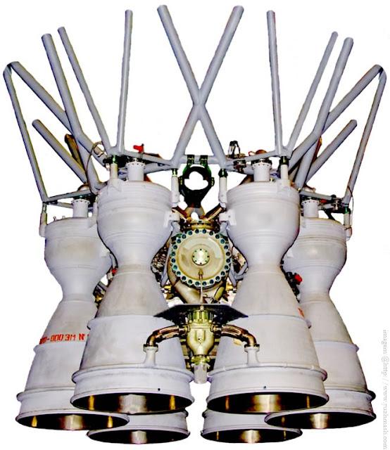 Resultado de imagem para motor foguete ucraniano