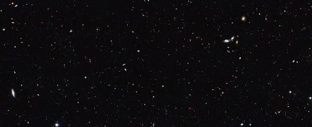 Universo possui 10 vezes mais galáxias do que se pensava
