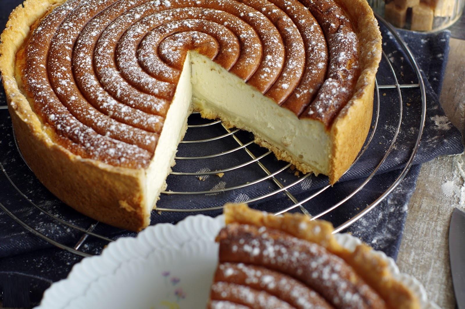 recette tarte alsacienne au fromage blanc la seule la vraie recettes faciles. Black Bedroom Furniture Sets. Home Design Ideas