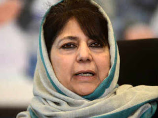 thetimesofhindustan.in Ties with J and K will be over if you scrap Article 370 Mehbooba to Centre
