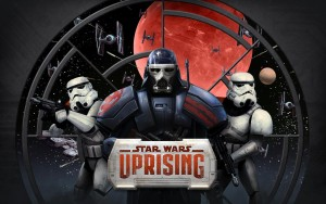 Star Wars Uprising 1.0.2 MOD APK+DATA-cover