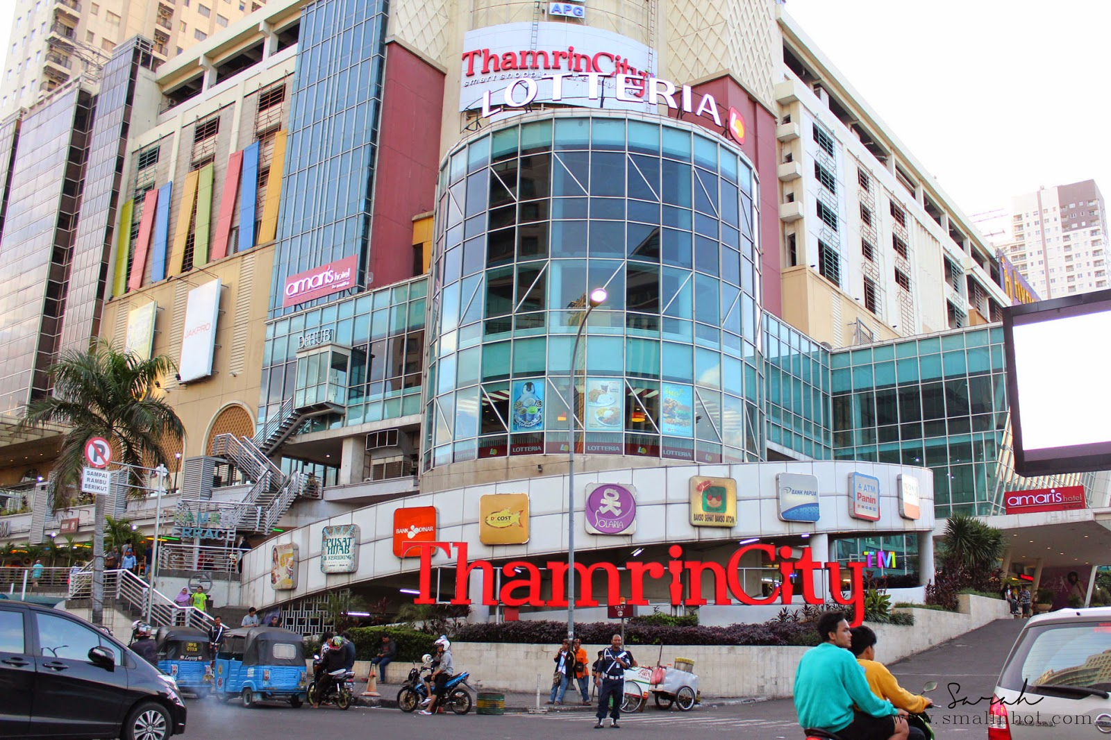 The Power Of Thamrin City Perspectives