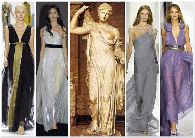 Sylwia Zym: Ancient Greece inspired Fashion