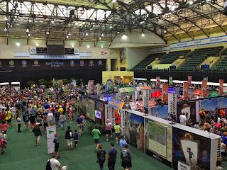 Disney Wine & Dine Half Marathon Expo