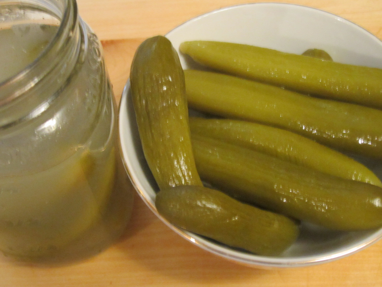 The Iraqi Family Cookbook: Iraqi Cucumber Pickles-Turshi ...