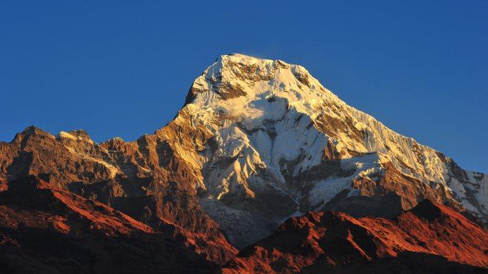 Wallpaper 2: Dhaulagiri Mountain