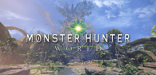Monster Hunter World llegará a ordenadores en otoño