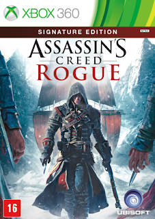 Assassin's Creed: Rogue (XBOX360) DUBLADO PT-BR