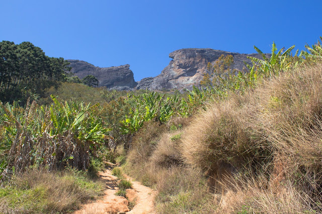 Trilha pra Pedra do Baú, em São Bento do Sapucaí, na Serra da Mantiqueira