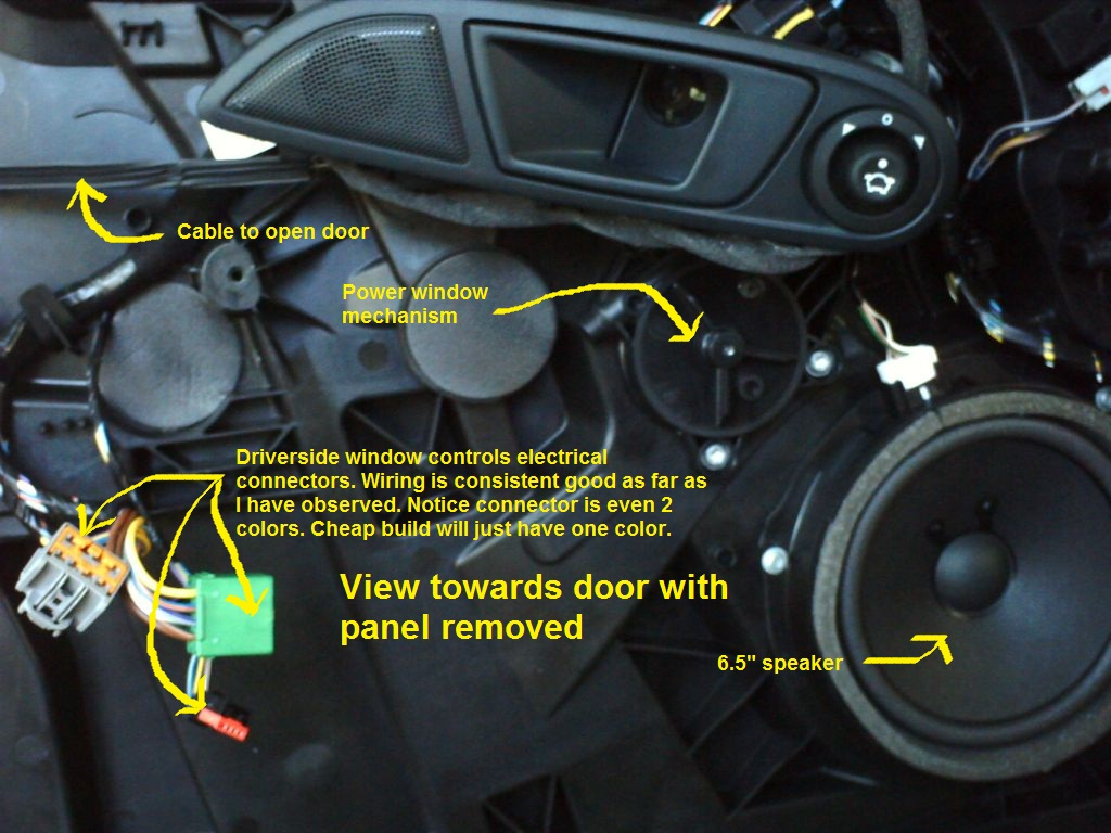 ford fiesta mk7.5 wiring diagram