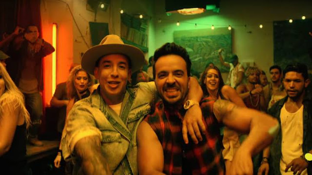 Despacito Music Video Officially Becomes The Most Highly Watched on YouTube