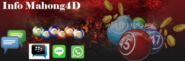 INFO MAHONG4D, INFO PENGELURAN SGP, DLL