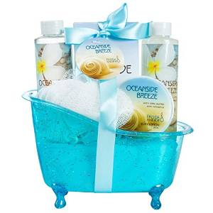 Oceanside Breeze Spa Tub Spa Gift Set