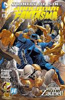 Os Novos 52! Trindade do Pecado: O Vingador Fantasma #21