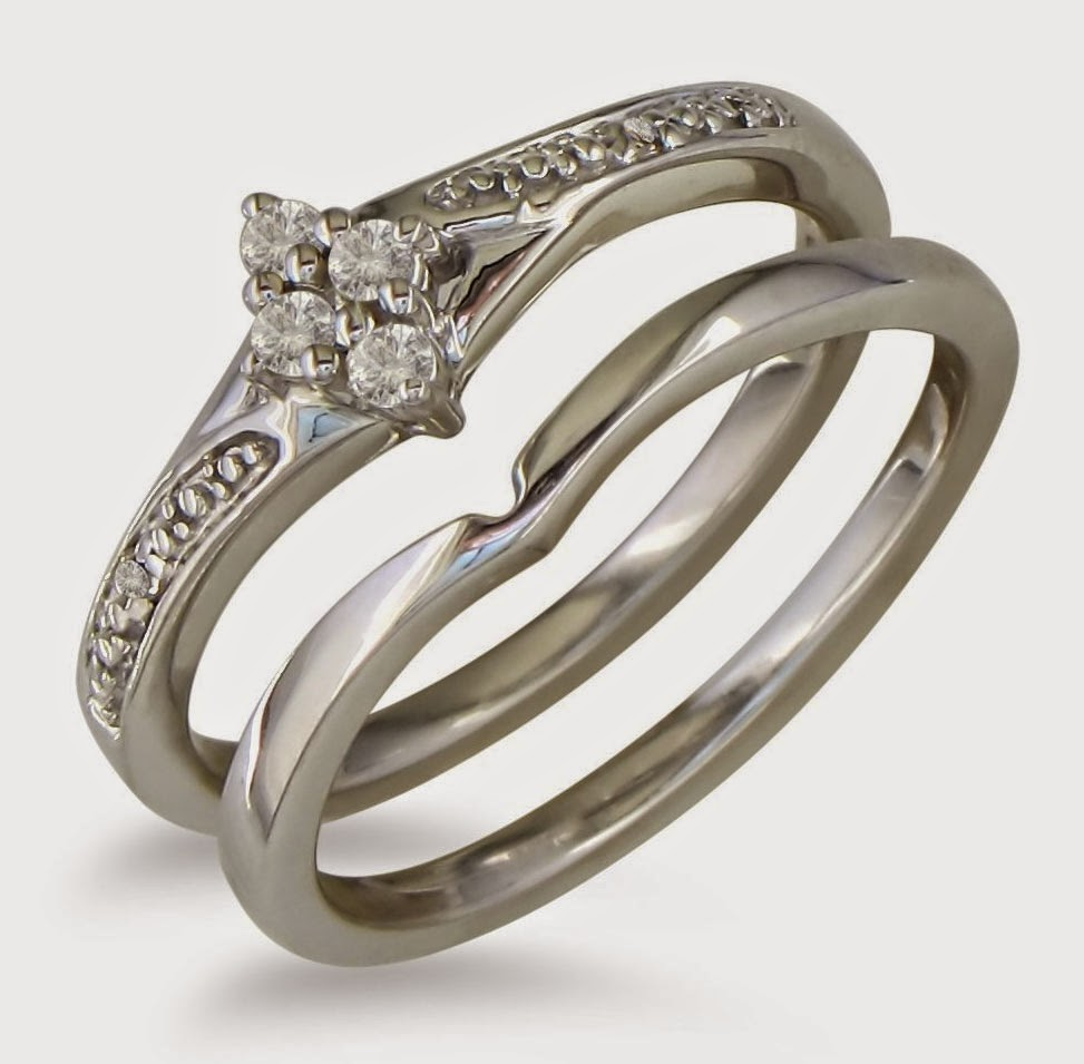 Cheap Wedding Ring Sets Under 100 for Bride and Groom Design