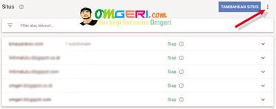Mudahnya Menghapus Alamat dan URL Daftar Situs di Google Adsense