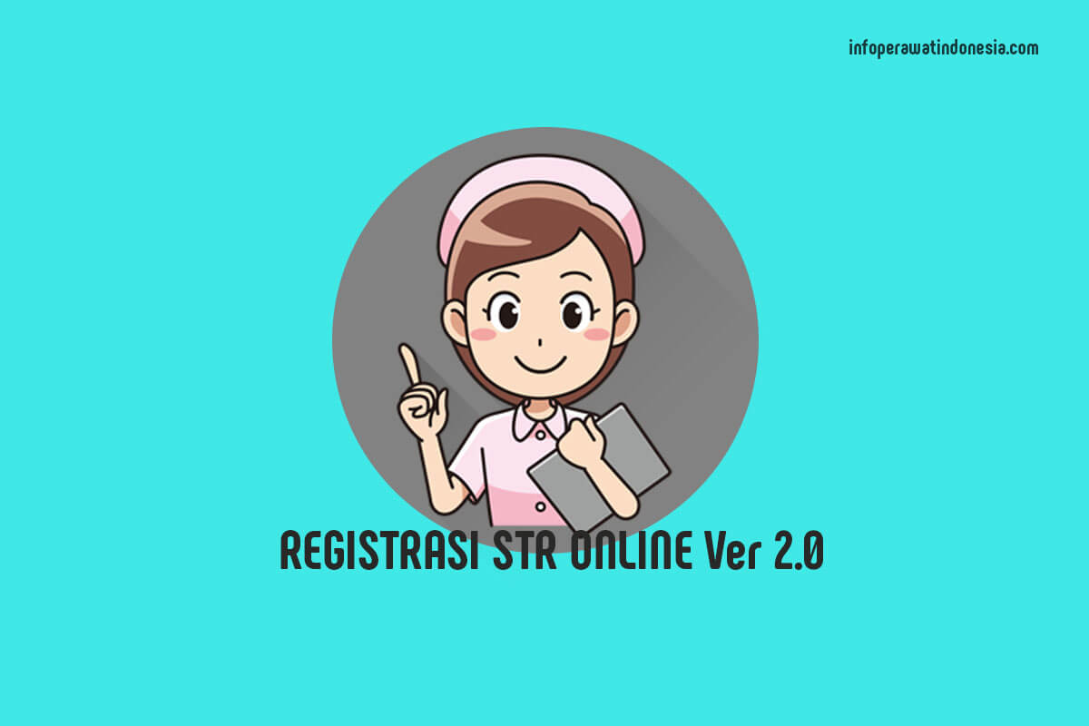 Cara Registrasi STR Online ver 2.0 - Update Terbaru