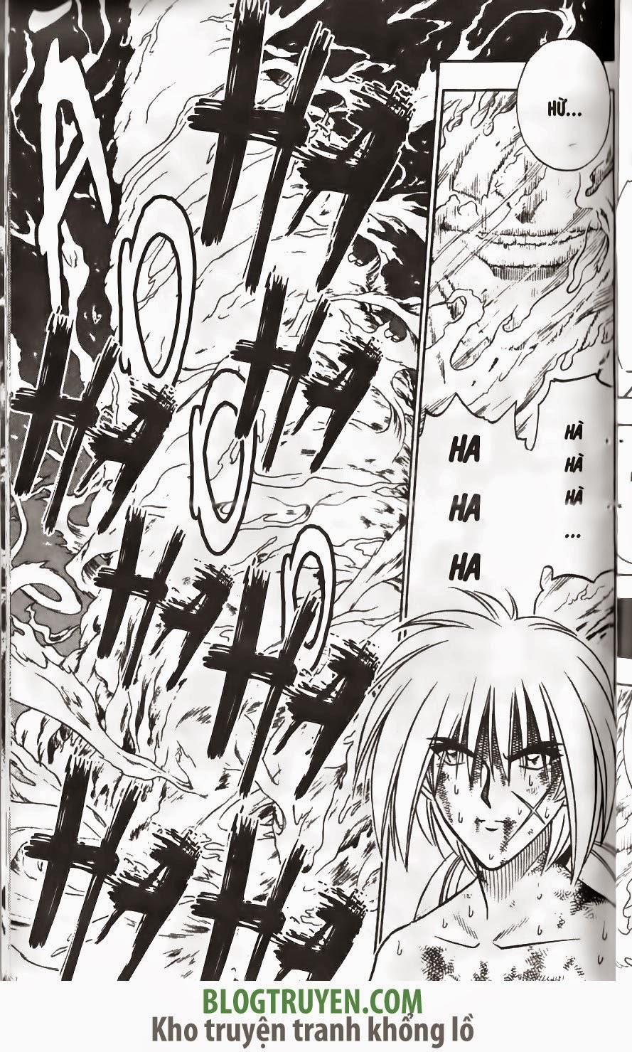 Rurouni Kenshin chap 145 trang 17