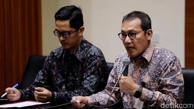 Agus-Saut di Kasus Novanto: Umumkan Tersangka, Dilaporkan ke Polisi