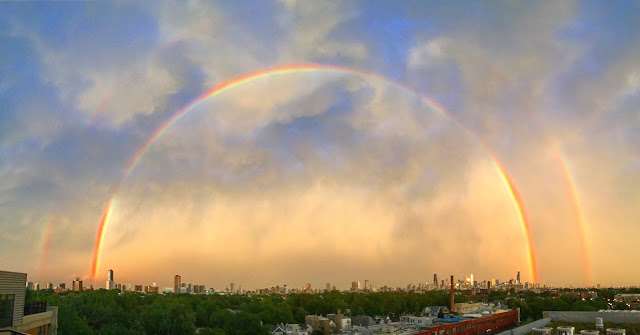 地球の美しさと出会える絶景?美しい虹の種類と画像14枚