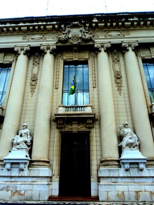 Palácio Piratini, em Porto Alegre: Sede do Governo do Estado do Rio Grande do Sul