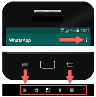 Cara Nonaktifkan dan Sembunyikan Status Terlihat Terakhir [ Last Seen ] Pada WhatsApp di Android, iPhone dan Windows