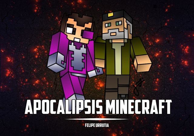 Apocalipsis Minecraft PC Español Modificado