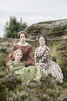 To Walk Invisible: The Bronte Sisters Finn Atkins, Charlie Murphy and Chloe Pirrie Image 2 (6)