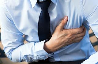 Silahkan Baca ini, Beberapa Indikasi Penyebab Dada Kiri Sakit