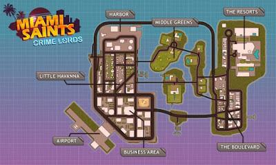 Miami Saints : Crime Lords Apk v2.2 (Mod Money)