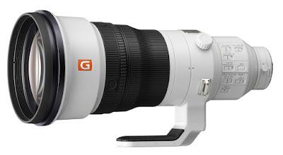 Sony Announced  the 400mm f/2.8 Lens,  $12,000