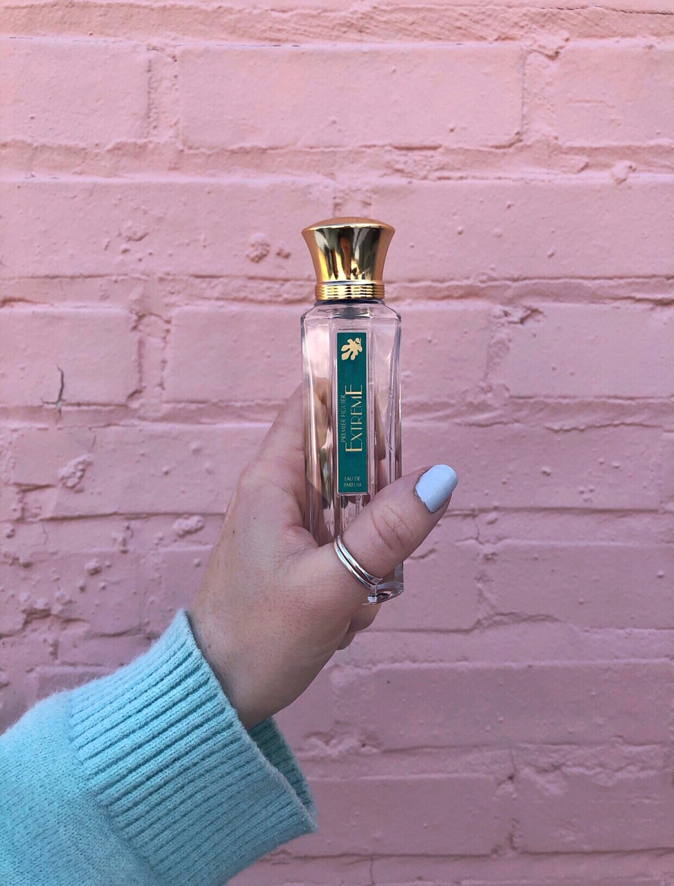 Monika Grunwald Some Pop of Color My favorite perfumes of all time
