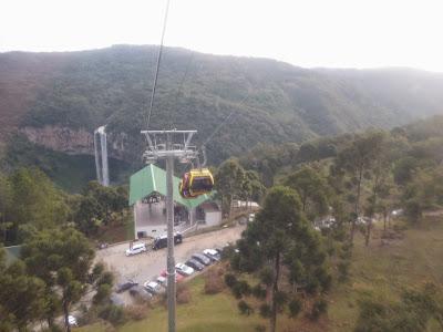 Bondinhos Aéreos - Canela _ RS