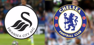 Susunan Pemain Swansea City vs Chelsea #SWACHE