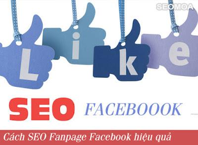 Cách SEO fanpage facebook hiệu quả