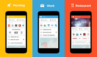 aplikasi launcher untuk mempercantik tampilan pada android