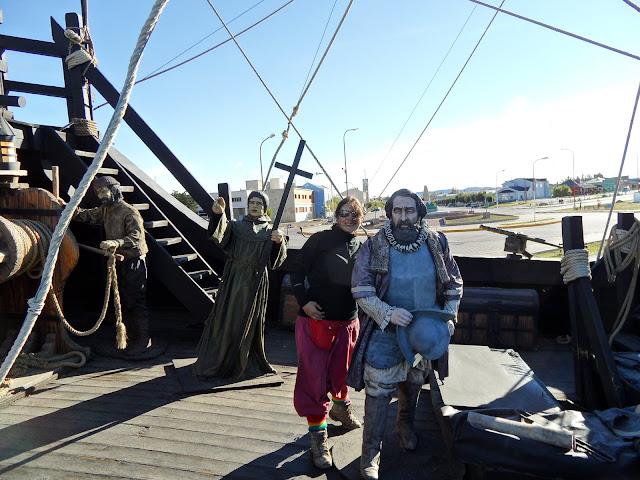 Visitar PUERTO DE SAN JULIAN para ver a caravela de Fernão Magalhães | Argentina