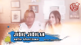 Lirik Lagu Judul Judulan - Nella Kharisma