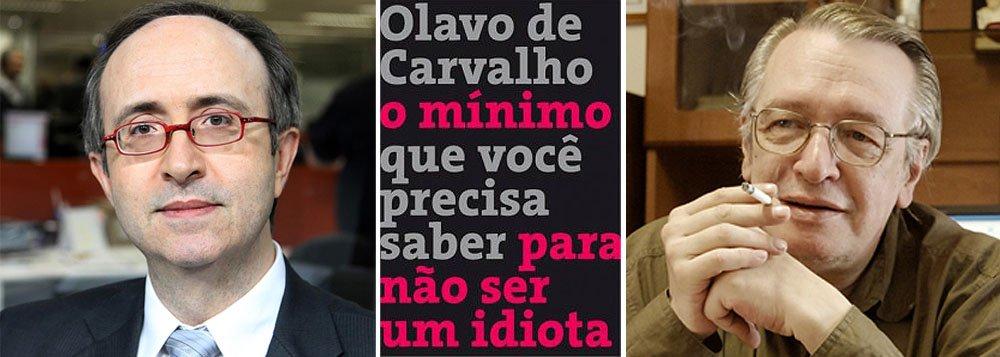 Jornalista Polibio Braga: Dica De Livro, Olavo De Carvalho