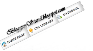 Add Shadow Block CSS3 Navigation Menu Bar | BloggersStand